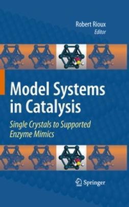 Rioux, Robert - Model Systems in Catalysis, e-kirja