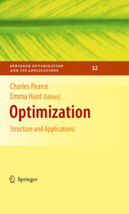 Pearce, Charles - Optimization, ebook
