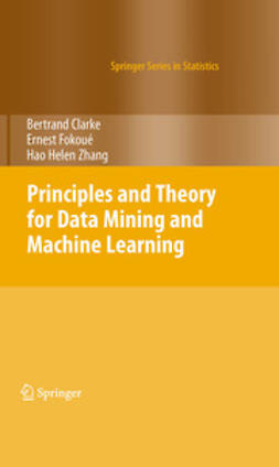 Clarke, Bertrand - Principles and Theory for Data Mining and Machine Learning, ebook