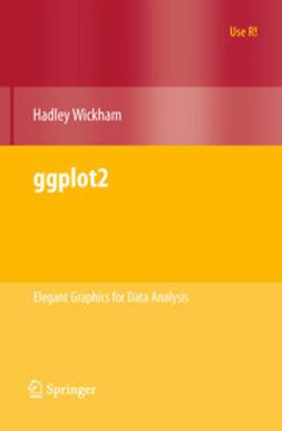 Wickham, Hadley - ggplot2, e-kirja
