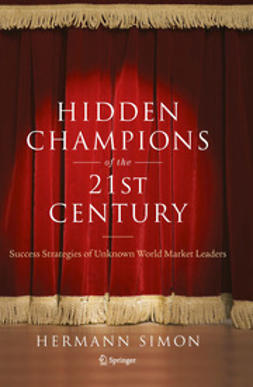 Simon, Hermann - Hidden Champions of the Twenty-First Century, ebook