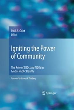 Gaist, Paul A. - Igniting the Power of Community, ebook