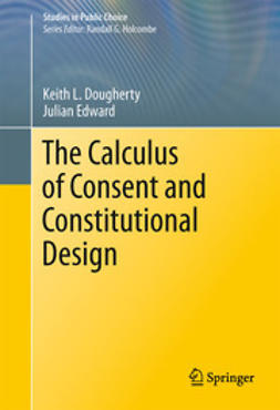 Dougherty, Keith L. - The Calculus of Consent and Constitutional Design, ebook