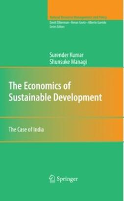 Managi, Shunsuke - The Economics of Sustainable Development, ebook