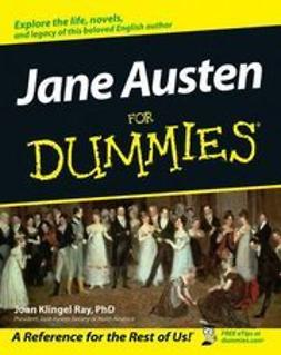 Ray, Joan Elizabeth Klingel - Jane Austen For Dummies, ebook