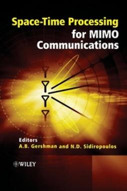 Gershman, Alex - Space-Time Processing for MIMO Communications, ebook