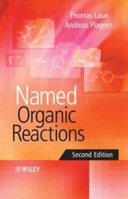 Laue, Thomas - Named Organic Reactions, ebook