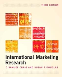 Craig, C. Samuel - International Marketing Research, ebook