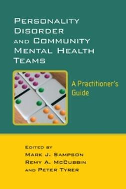 McCubbin, Remy - Personality Disorder and Community Mental Health Teams: A Practitioner's Guide, e-bok