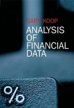 Koop, Gary - Analysis of Financial Data, ebook