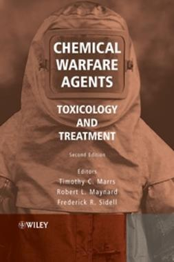 Marrs, Timothy C. - Chemical Warfare Agents: Toxicology and Treatment, e-kirja