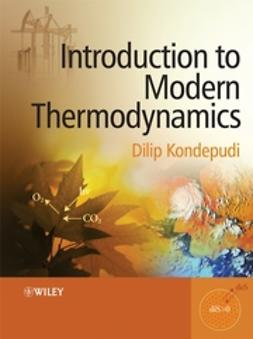 Kondepudi, Dilip - Introduction to Modern Thermodynamics, e-kirja