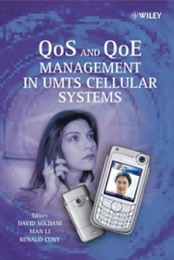 Cuny, Renaud - QoS and QoE Management in UMTS Cellular Systems, e-bok
