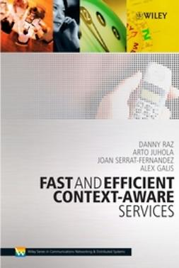 Galis, Alex - Fast and Efficient Context-Aware Services, ebook