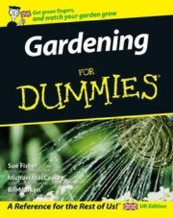 Fisher, Sue - Gardening For Dummies<sup>®</sup>, ebook