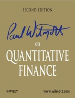 Wilmott, Paul - Paul Wilmott on Quantitative Finance, e-kirja