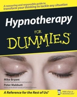 Bryant, Mike - Hypnotherapy For Dummies, ebook