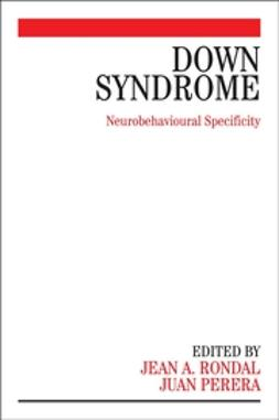 Perera, Juan - Down Syndrome: Neurobehavioural Specificity, e-kirja