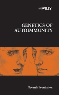 Foundation, Novartis - The Genetics of Autoimmunity, ebook