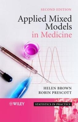 Brown, Helen - Applied Mixed Models in Medicine, e-bok