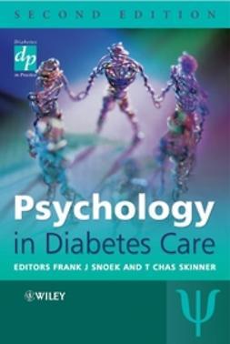 Skinner, T. Chas - Psychology in Diabetes Care, e-bok