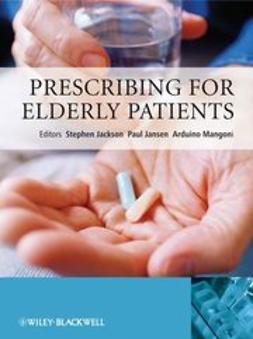 Jackson, Stephen - Prescribing for Elderly Patients, ebook