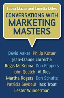Mazur, Laura - Conversations with Marketing Masters, ebook