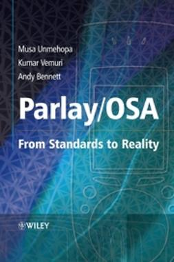 Bennett, Andy - Parlay/OSA: From Standards to Reality, ebook