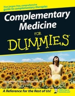 Young, Jacqueline - Complementary Medicine For Dummies, ebook