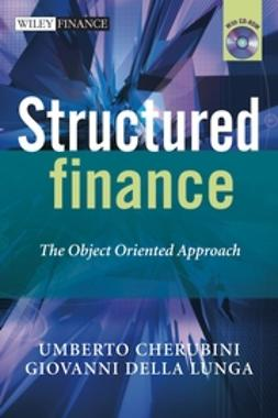 Cherubini, Umberto - Structured Finance: The Object Oriented Approach, ebook