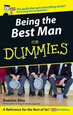 Bliss, Dominic - Being The Best Man For Dummies<sup>®</sup>, ebook