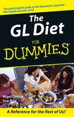 Baic, Sue - The GL Diet For Dummies, ebook