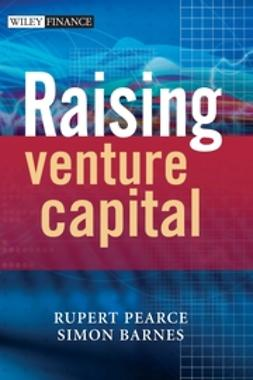 Pearce, Rupert - Raising Venture Capital, ebook