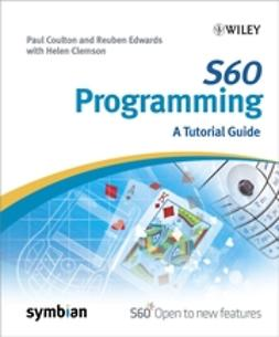 Clemson, Helen - S60 Programming: A Tutorial Guide, ebook