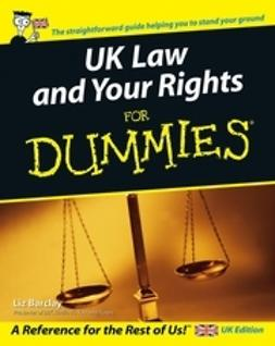 Barclay, Liz - UK Law and Your Rights For Dummies<sup>®</sup>, ebook