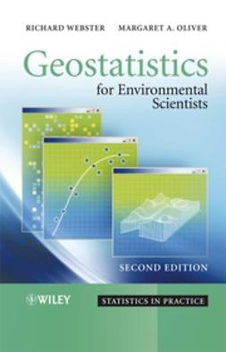 Oliver, Margaret A. - Geostatistics for Environmental Scientists, ebook