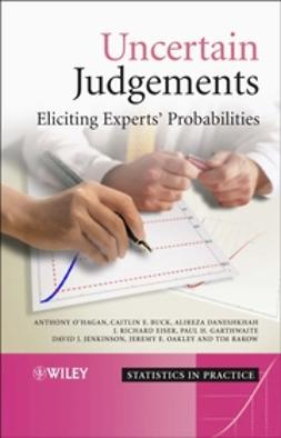 Buck, Caitlin E. - Uncertain Judgements: Eliciting Experts' Probabilities, e-bok