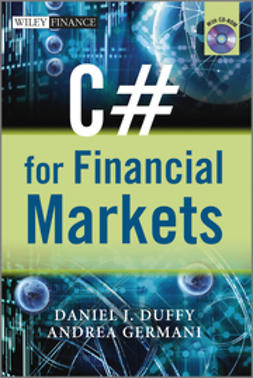 Duffy, Daniel J. - C# for Financial Markets, e-bok