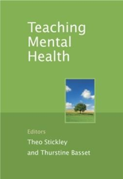 Basset, Thurstine - Teaching Mental Health, ebook