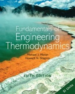 Moran, Michael J. - Fundamentals of Engineering Thermodynamics, e-bok