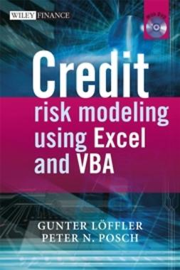Loeffler, Gunter - Credit Risk Modeling using Excel and VBA, ebook