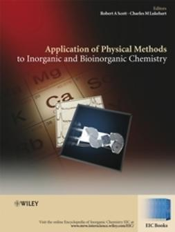 Scott, Robert A. - Applications of Physical Methods to Inorganic and Bioinorganic Chemistry, ebook