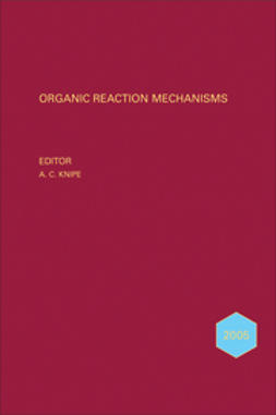 Knipe, Chris - Organic Reaction Mechanisms, 2005, ebook