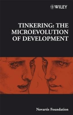Foundation, Novartis - Tinkering: The Microevolution of Development, ebook