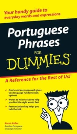 Keller, Karen - Portuguese Phrases For Dummies, e-kirja
