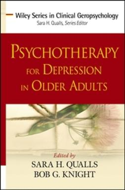 Qualls, Sara H. - Psychotherapy for Depression in Older Adults, ebook