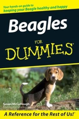 McCullough, Susan - Beagles For Dummies, ebook