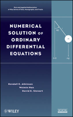 Atkinson, Kendall - Numerical Solution of Ordinary Differential Equations, ebook