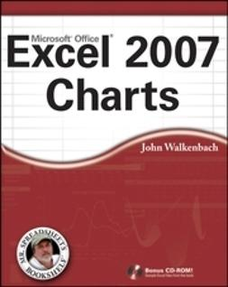 Walkenbach, John - Excel 2007 Charts, ebook