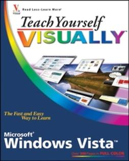 McFedries, Paul - Teach Yourself VISUALLY Windows Vista, ebook